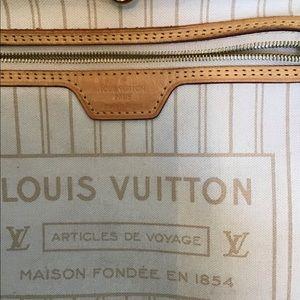 Louis Vuitton Bags - Louis Vuitton Damier Azur Neverfull MM